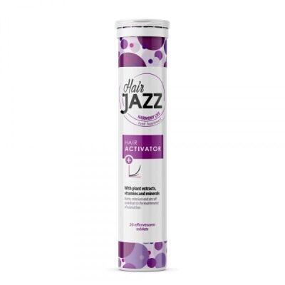 HAIR JAZZ Haaraktivator - Vitamine - 20-Tage-Programm