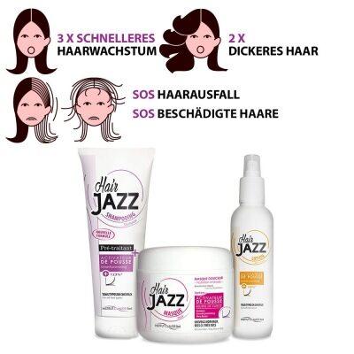 HAIR JAZZ  Basic Set für das Haarwachstum