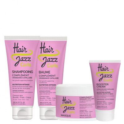 HAIR JAZZ Curls Lockenbildung Routine