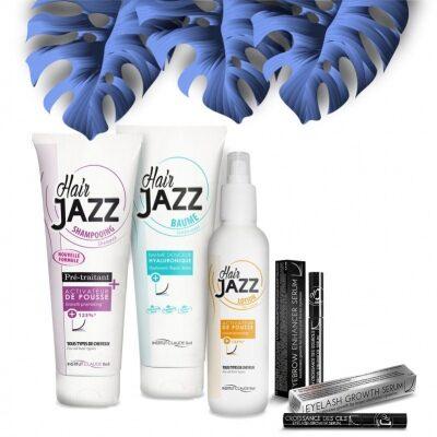 Black Sommer Sale: HAIR JAZZ - fördert das Wachstum Ihrer Haare!