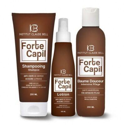 FORTE CAPIL kann helfen, den Haarausfall zu stoppen!